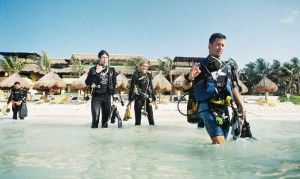 Padi divemaster entry requirements