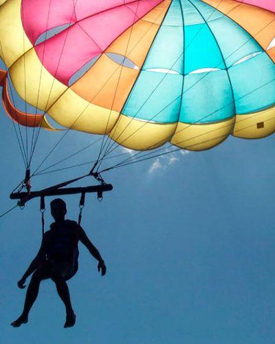 watersports parasailing