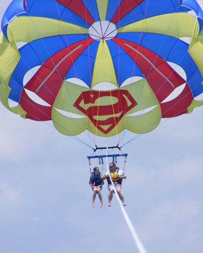 vuelos parasail