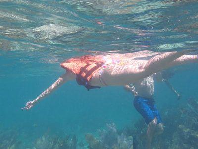playa del carmen snorkel
