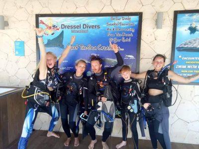 scuba diving Puerto AVenturas - surface interval
