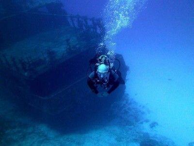 dive puerto aventuras mexico