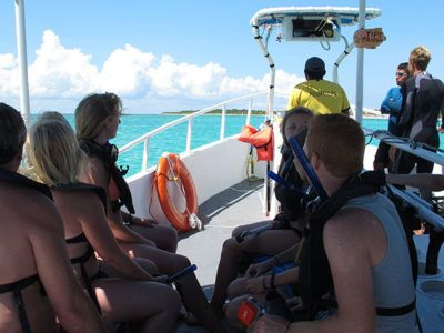fare snorkel Puerto vallarta