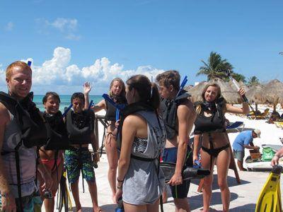 puerto vallarta snorkeling centers