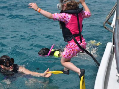 snorkeling pùerto vallarta