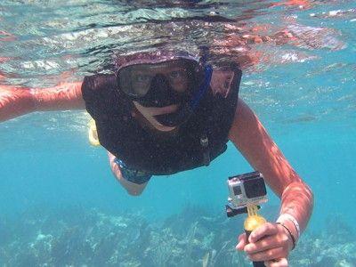 centros de snorkel punta cana