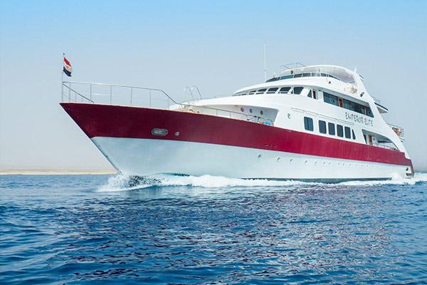Red Sea Liveaboard Scuba Diving - Emperor Elite 2