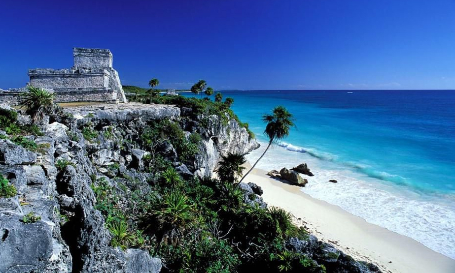 Romantic Caribbean Getaways Tulum