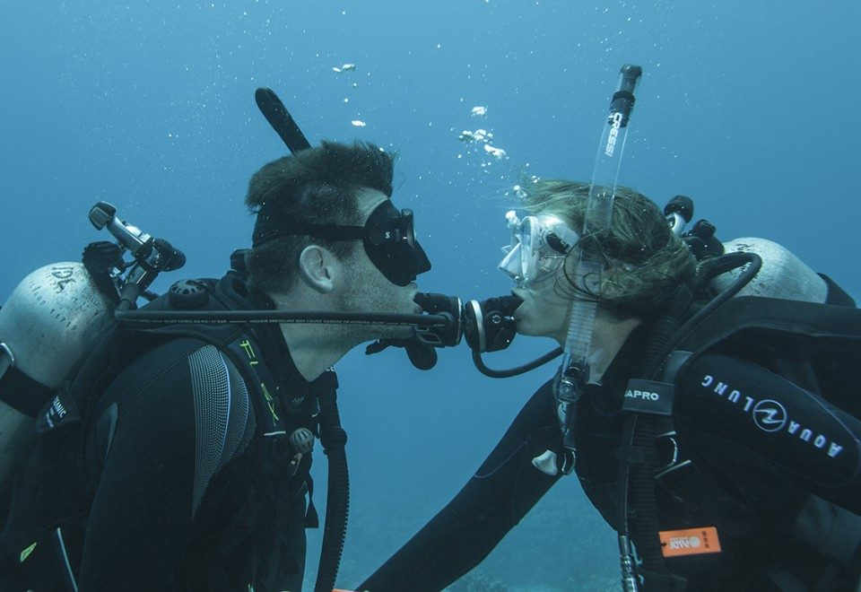 Romantic Scuba Vacations - main