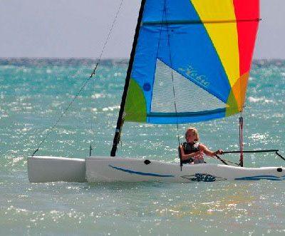 sailing jamaica