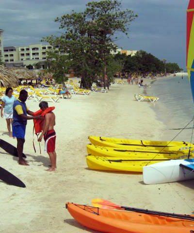SEGELN jamaika