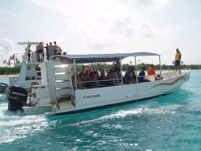 isla saona tours