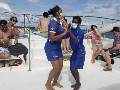 Saona eiland excursie new - 4