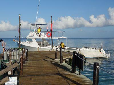 cuba Diving Cozumel -Konstantin SGF 3 barco cozumel