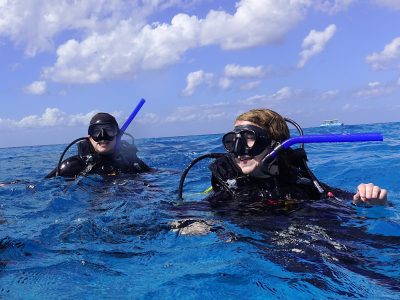 Scuba Diving Montego Bay - Water