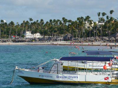 Scuba Diving Punta Cana - Volker Matthies barcos