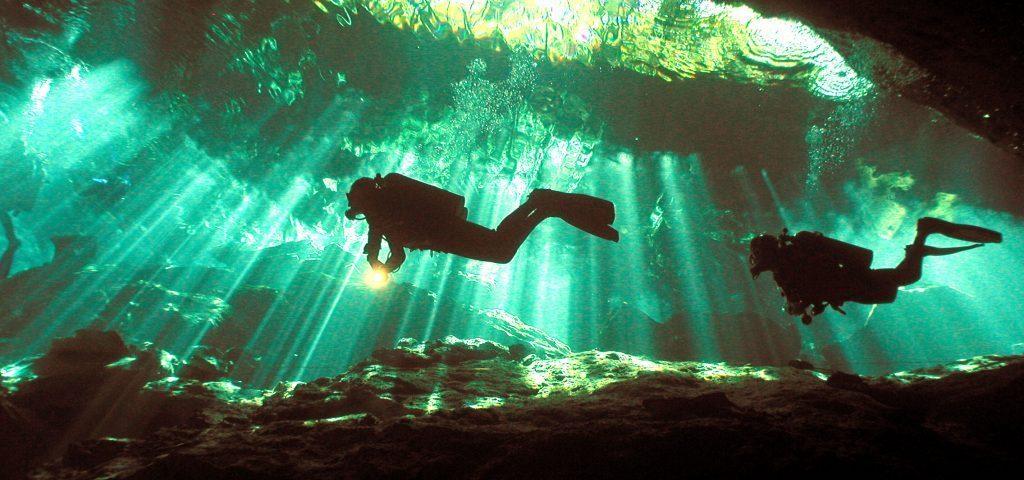 Scuba Diving Puerto Aventuras - Cenote