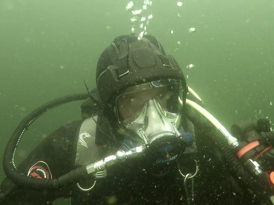 técnicas de comunicación bajo el agua - dive alert