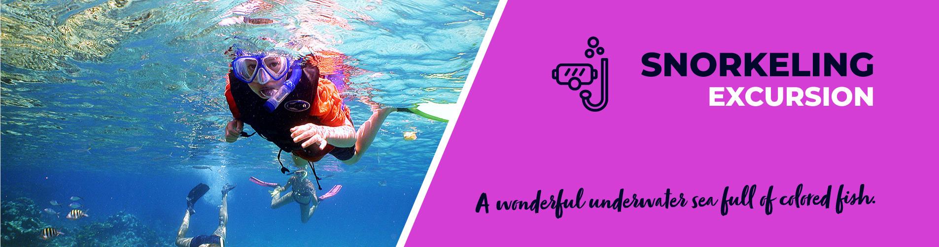 Snorkeling Excursion Punta Cana - Slide
