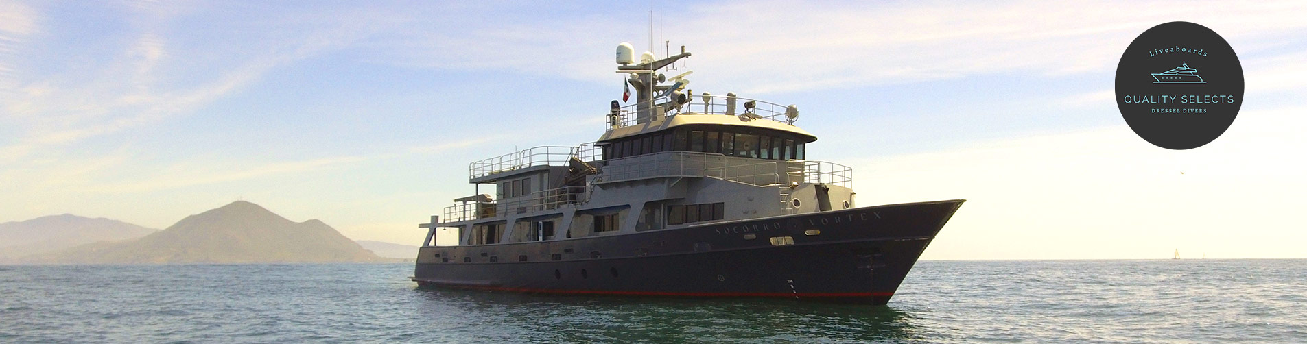 Socorro Liveaboard Diving - Vortex Vessel