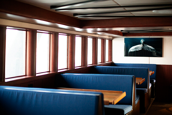 Socorro liveaboard diving - facilities