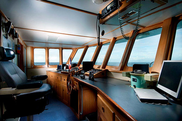 Solomon Islands Liveaboard Diving - Cabin