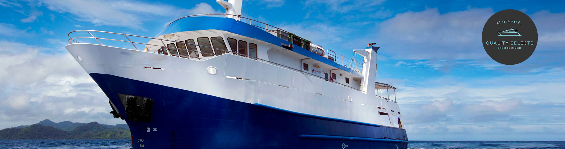 Solomon Islands Liveaboard Diving - Vessel