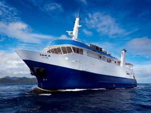 Solomon Islands Liveaboard Diving - premium vessel