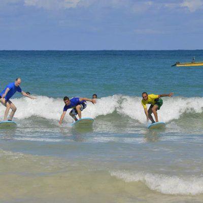 surf course mexico