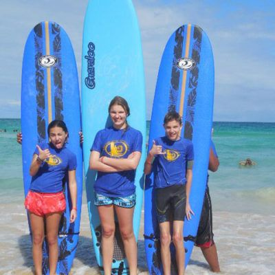 surfing lessons dominican republic