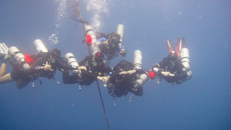 TECHNICAL & SIDEMOUNT Courses with Dressel Divers