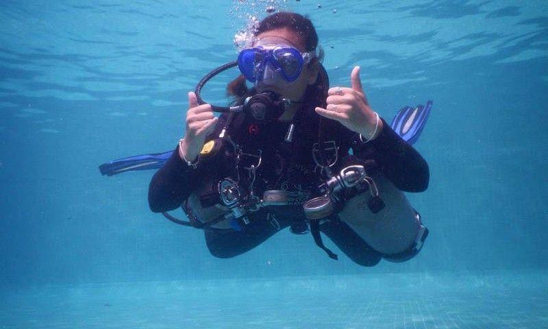 submarinismo técnico