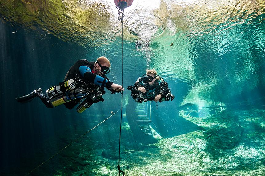 tech diving gear - 4