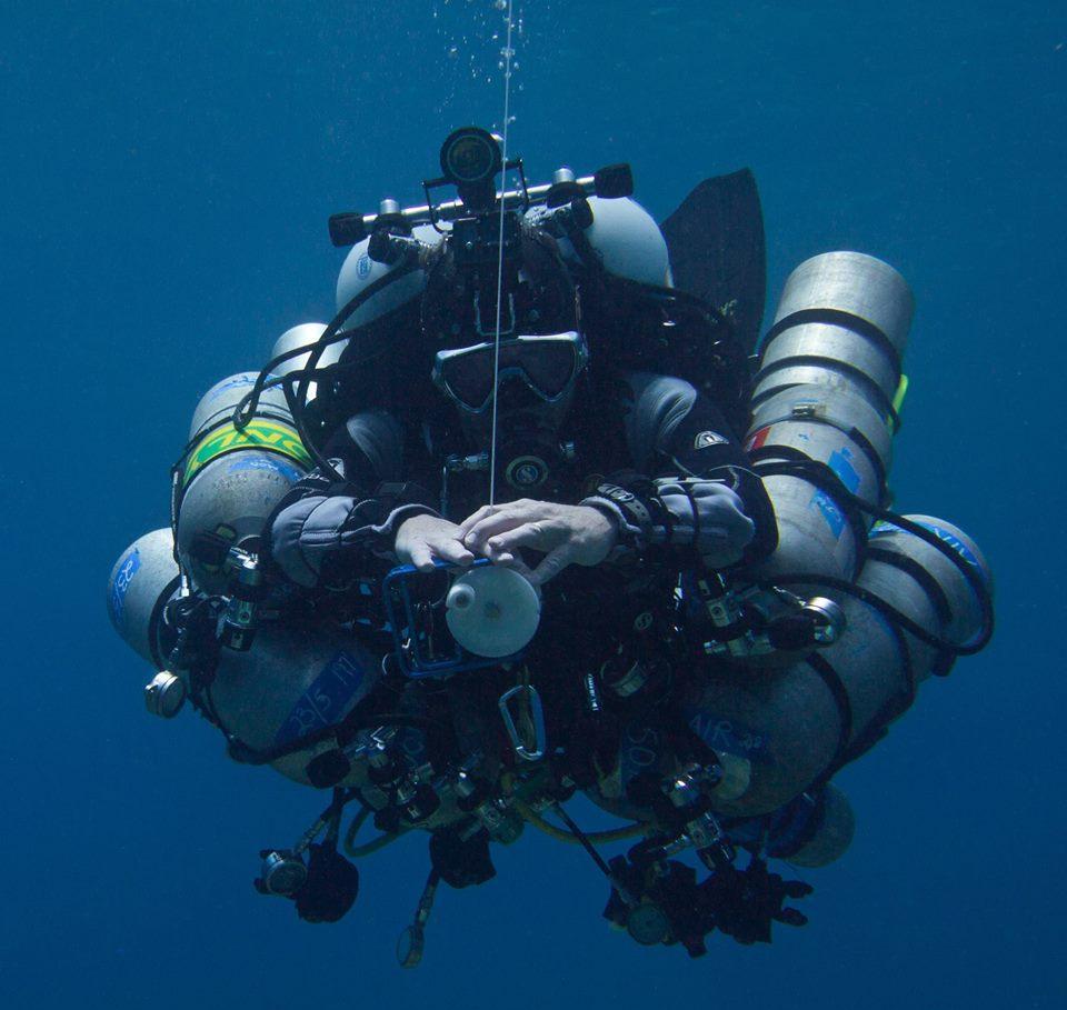 Technical Diving - Dressel Divers
