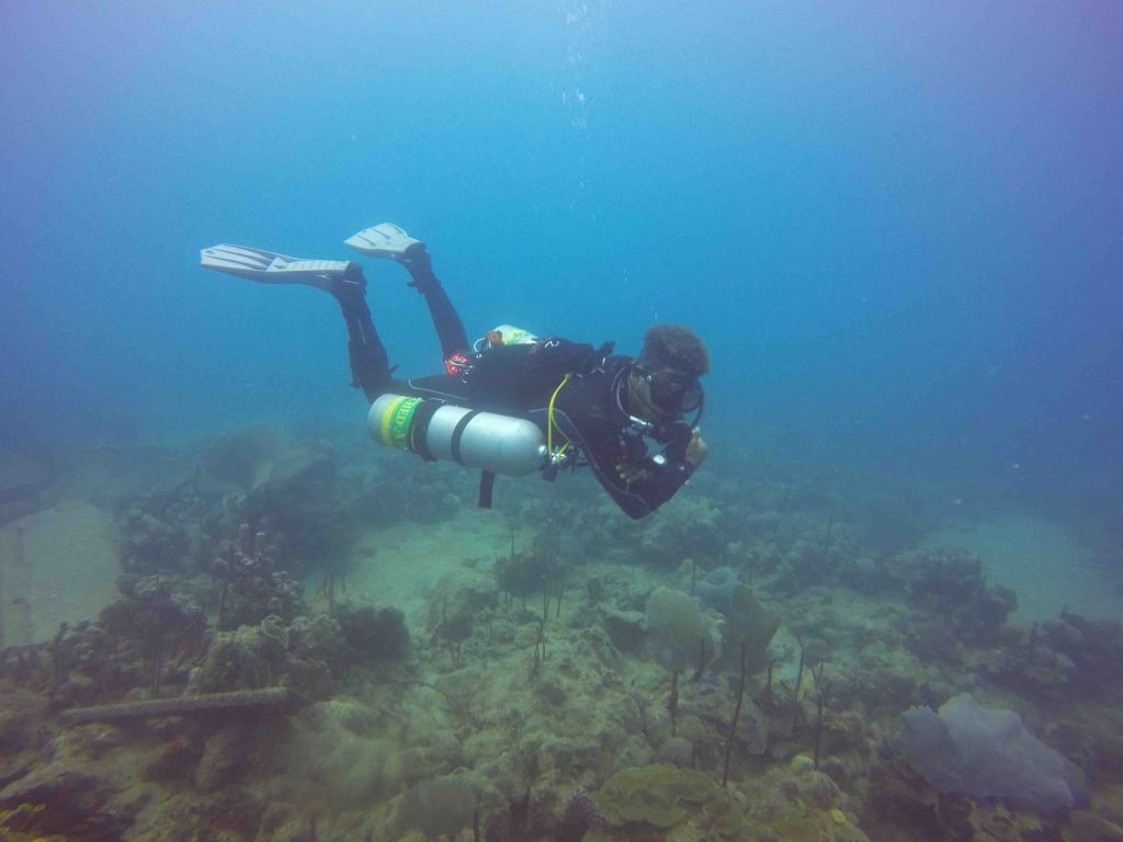Technical Diving - Main picture
