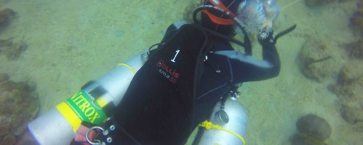 Technical Diving - Dressel divers Nitrox