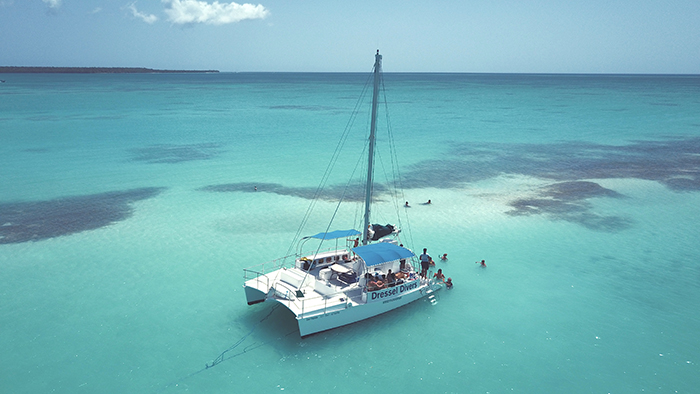Top things to do in Punta Cana Bavaro - Catamaran