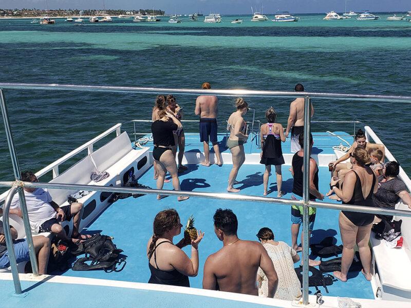 Tour en catamarán en Punta Cana - 5