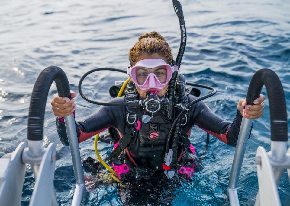 Tropical vacation Packing list - scuba gear