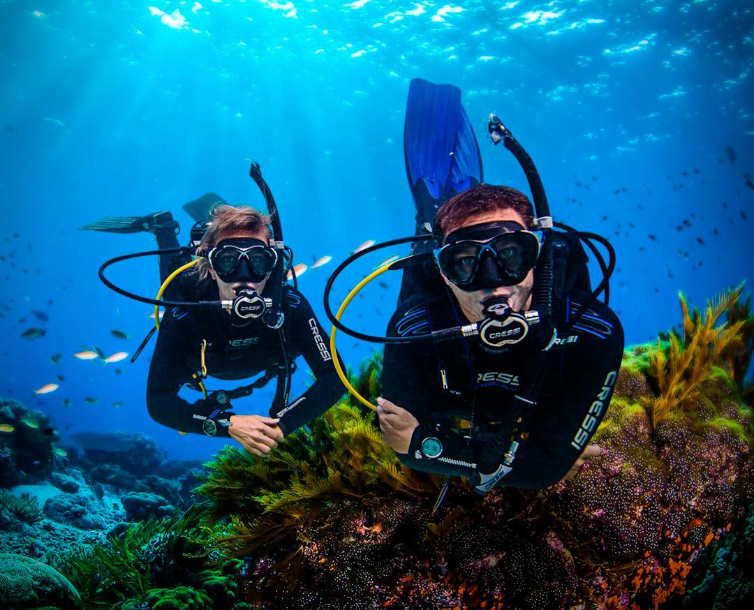 Underwater navigation tips - main
