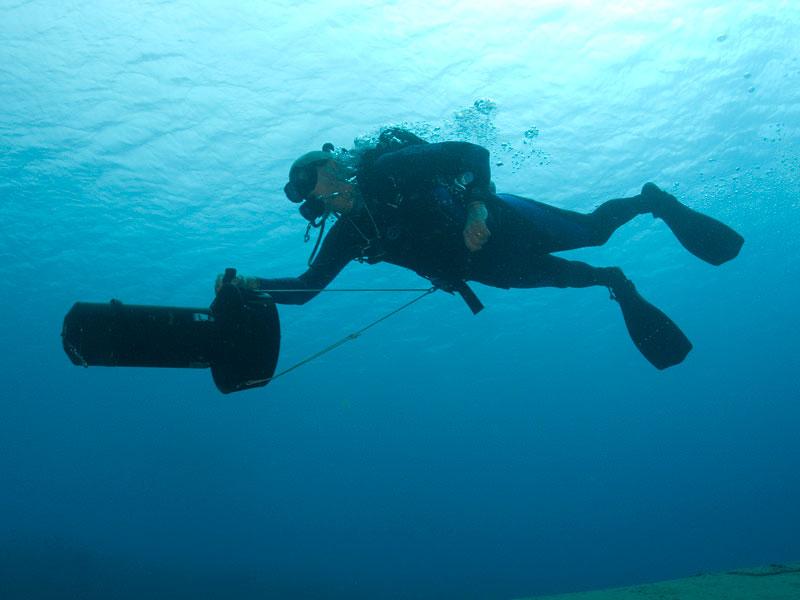 Underwater thrusters - underwater scooters - 2