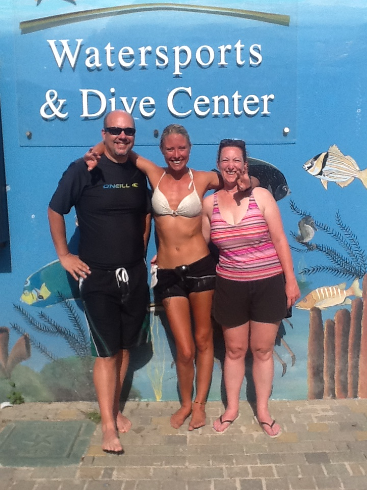 Interview with Tess, PADI dive Instructor in Jamaica