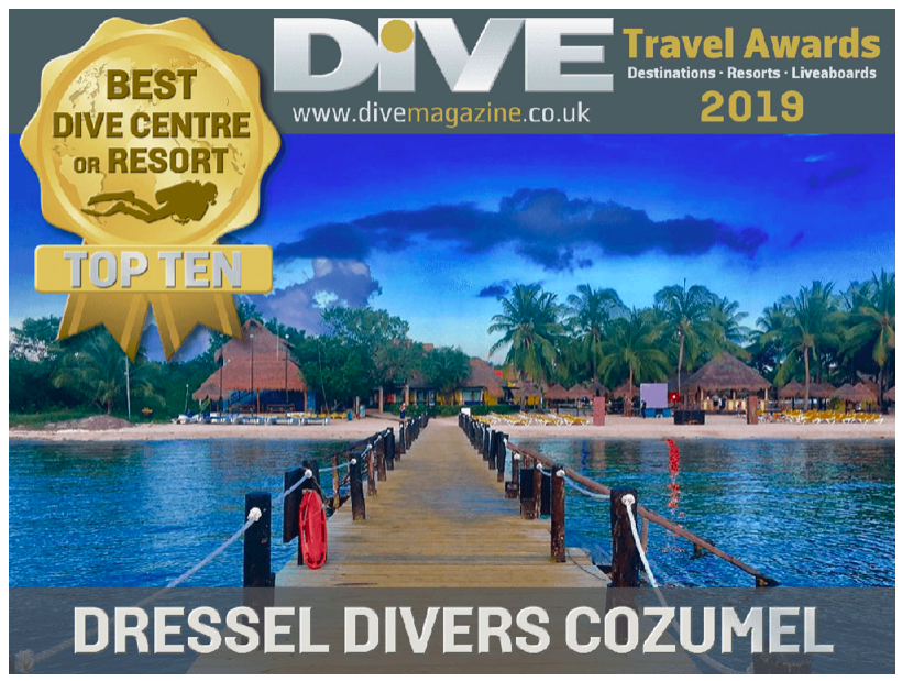 Dressel Divers Cozumel - Best Dive Center in Mexico