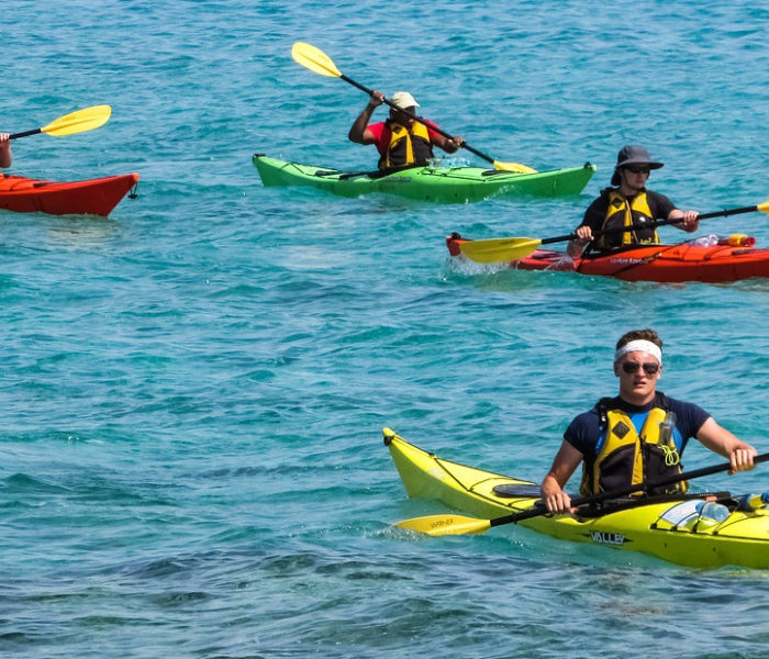 Water Sports Activities - Kayak