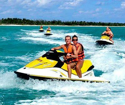 waverunners jamaica