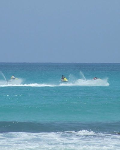 moto de agua jet ski