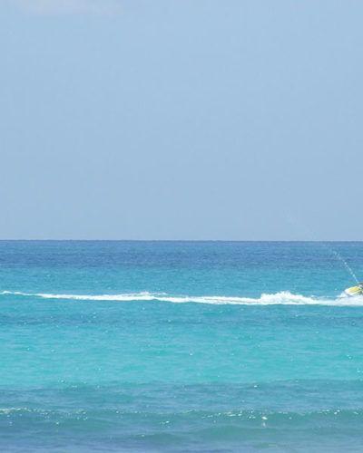 moto de mar