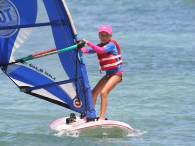 mexiko windsurfen