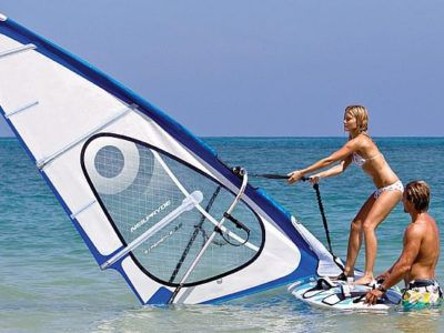 windsurfing mexico