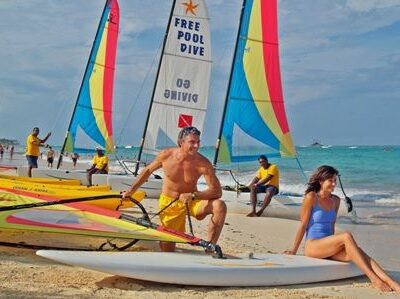 watersport windsurfen mexico
